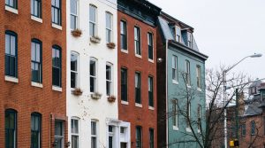 Federal Hill Row Houses Baltimore, MD